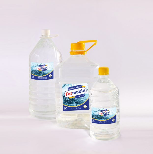 Distillied water